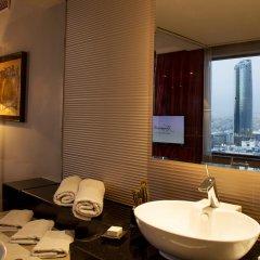 Отель Kempinski Hotel Amman Jordan Иордания, Амман - отзывы, цены и фото номеров - забронировать отель Kempinski Hotel Amman Jordan онлайн ванная