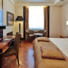 Отель Principi di Piemonte - UNA Esperienze Италия, Турин - отзывы, цены и фото номеров - забронировать отель Principi di Piemonte - UNA Esperienze онлайн комната для гостей фото 5