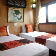 Отель Annam Junk комната для гостей фото 5