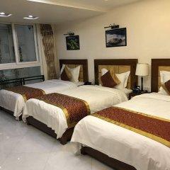 Sapa Paradise Hotel комната для гостей