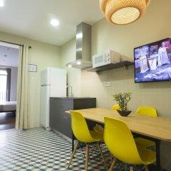 Отель Suites You Zinc Испания, Мадрид - 1 отзыв об отеле, цены и фото номеров - забронировать отель Suites You Zinc онлайн гостиничный бар