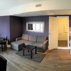 Апартаменты Kristiansand Apartments Кристиансанд комната для гостей фото 3