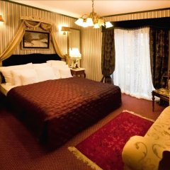 Отель Dwor Giemzow комната для гостей фото 5