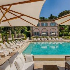 Отель Villa Cora бассейн фото 3