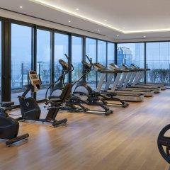Отель Barcelo Istanbul фитнесс-зал
