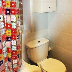 Отель Santander Antiguo Испания, Сантандер - отзывы, цены и фото номеров - забронировать отель Santander Antiguo онлайн ванная
