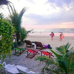 Отель Mermaid Beachfront Resort Ланта пляж фото 2