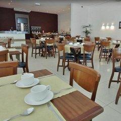 Отель Bourbon Vitoria Hotel (Residence) Бразилия, Витория - отзывы, цены и фото номеров - забронировать отель Bourbon Vitoria Hotel (Residence) онлайн питание фото 2