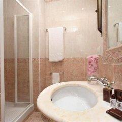 Отель Siviglia Италия, Рим - 1 отзыв об отеле, цены и фото номеров - забронировать отель Siviglia онлайн ванная