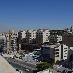 Отель Janty Apartments Иордания, Амман - отзывы, цены и фото номеров - забронировать отель Janty Apartments онлайн балкон