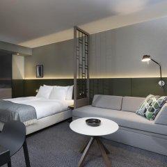 Отель Adina Apartment Hotel Hamburg Speicherstadt Германия, Гамбург - 1 отзыв об отеле, цены и фото номеров - забронировать отель Adina Apartment Hotel Hamburg Speicherstadt онлайн комната для гостей фото 4