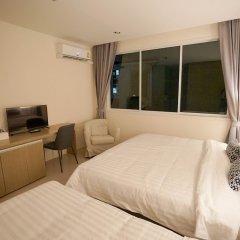 Отель SleepStation at Pratunam Таиланд, Бангкок - отзывы, цены и фото номеров - забронировать отель SleepStation at Pratunam онлайн комната для гостей фото 2
