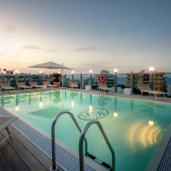 Отель President Италия, Римини - 1 отзыв об отеле, цены и фото номеров - забронировать отель President онлайн бассейн