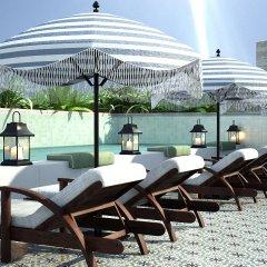 Отель H10 Madison Испания, Барселона - отзывы, цены и фото номеров - забронировать отель H10 Madison онлайн бассейн фото 2