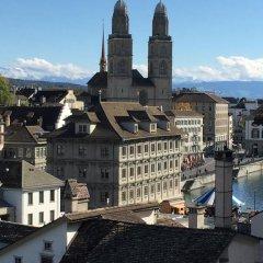 Отель Kindli Швейцария, Цюрих - отзывы, цены и фото номеров - забронировать отель Kindli онлайн фото 20