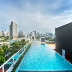 Maven Stylish Hotel Bangkok бассейн фото 3