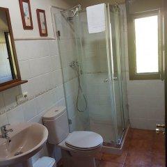 Отель Apartamento El Pedrayu ванная