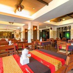 Отель Nipa Resort питание фото 2