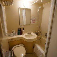 APA Hotel Sagamihara Kobuchieki-mae ванная фото 2