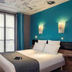 Отель Mercure Paris Opera Grands Boulevards комната для гостей фото 4