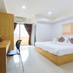 Отель JR Mansion Бангкок комната для гостей фото 2
