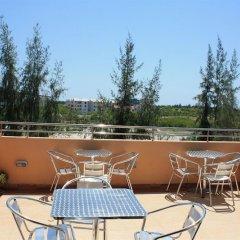 Отель Hulhumale Inn Мальдивы, Северный атолл Мале - отзывы, цены и фото номеров - забронировать отель Hulhumale Inn онлайн балкон