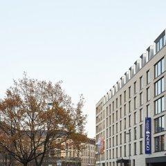 Отель Indigo Dresden - Wettiner Platz Германия, Дрезден - отзывы, цены и фото номеров - забронировать отель Indigo Dresden - Wettiner Platz онлайн фото 2