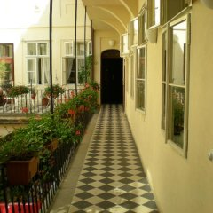 Little Town Budget Hotel Прага интерьер отеля фото 2