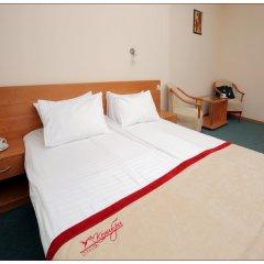 Гостиница Колибри Стандартный номер с различными типами кроватей фото 12