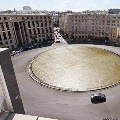 Отель Hôtel Concorde Montparnasse 4* Улучшенный номер с различными типами кроватей фото 15