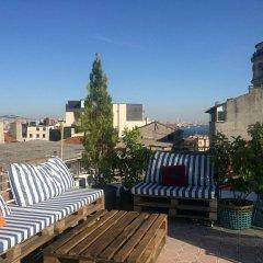 Апартаменты Galata Tower VIP Apartment Suites бассейн