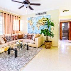 Отель Punta Cana Penthouse Доминикана, Пунта Кана - отзывы, цены и фото номеров - забронировать отель Punta Cana Penthouse онлайн комната для гостей фото 5