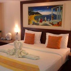 Отель Pacific Club Resort 4* Номер Делюкс разные типы кроватей фото 2