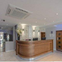 Отель King Solomon Hotel Великобритания, Лондон - 1 отзыв об отеле, цены и фото номеров - забронировать отель King Solomon Hotel онлайн интерьер отеля