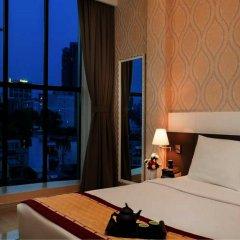 Hong Vina Hotel комната для гостей фото 4