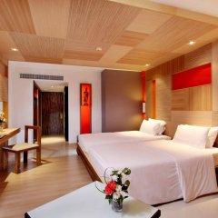 Patong Beach Hotel комната для гостей фото 5