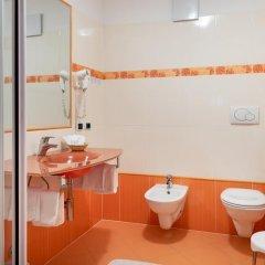 Hotel Europa Долина Валь-ди-Фасса ванная фото 2