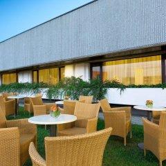 Отель Four Points By Sheraton Padova Падуя бассейн