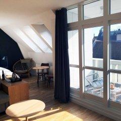 Отель SP34 Дания, Копенгаген - 1 отзыв об отеле, цены и фото номеров - забронировать отель SP34 онлайн комната для гостей фото 2
