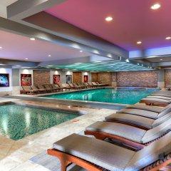 Отель Crystal Kemer Deluxe Resort And Spa Кемер бассейн