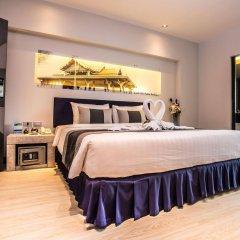 Nouvo City Hotel сейф в номере