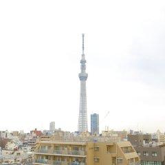 Hotel MyStays Asakusa городской автобус