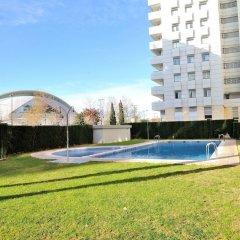 Отель Apartamentos Travel Habitat Torre Francia бассейн