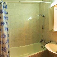 Отель Дивс Екатеринбург ванная