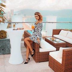 HAIAN Beach Hotel & Spa бассейн фото 4