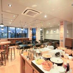 Отель Sunroute Ginza Япония, Токио - отзывы, цены и фото номеров - забронировать отель Sunroute Ginza онлайн питание фото 2