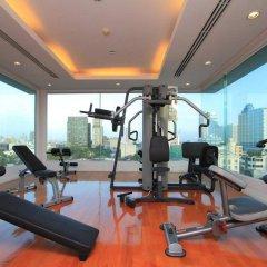 Апартаменты Montara Serviced Apartment Thonglor 25 Бангкок фитнесс-зал фото 2
