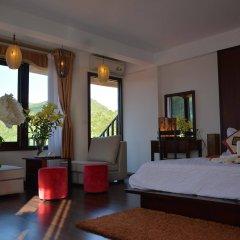 Sapa House Hotel комната для гостей