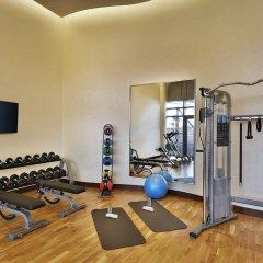 Marriott Hotel Al Forsan, Abu Dhabi фитнесс-зал