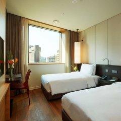 Отель Crown Park Hotel Южная Корея, Сеул - отзывы, цены и фото номеров - забронировать отель Crown Park Hotel онлайн комната для гостей фото 5